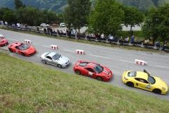 motorsportive day : ferrari, porsche