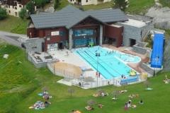 piscine montchavin laplagne