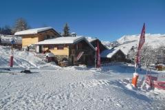 l'école de ski