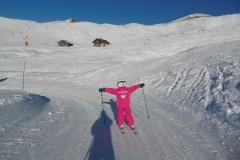 Quel bonheur le ski à Montchavin La Plagne