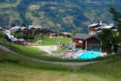 village +piscine